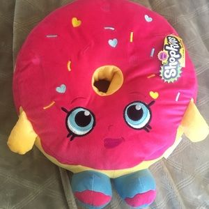 shopkins donut plush